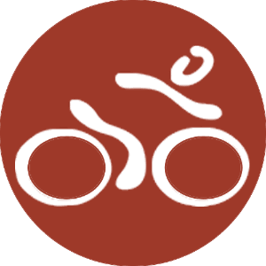 Bike-Red-Icon-flat