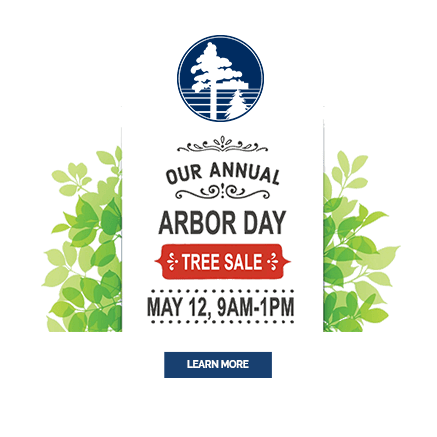 2018 Arbor Day Tree Sale