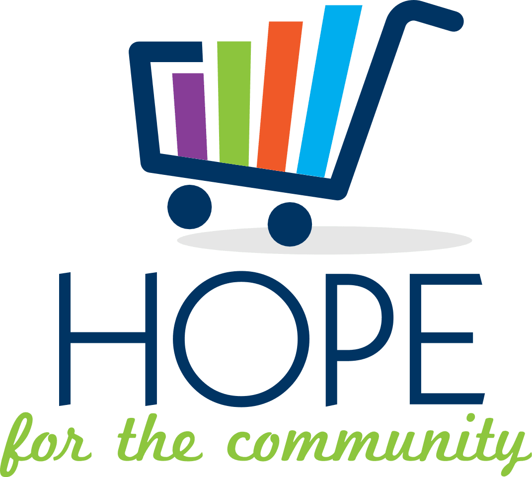 Hope for the Community logo Opens in new window
